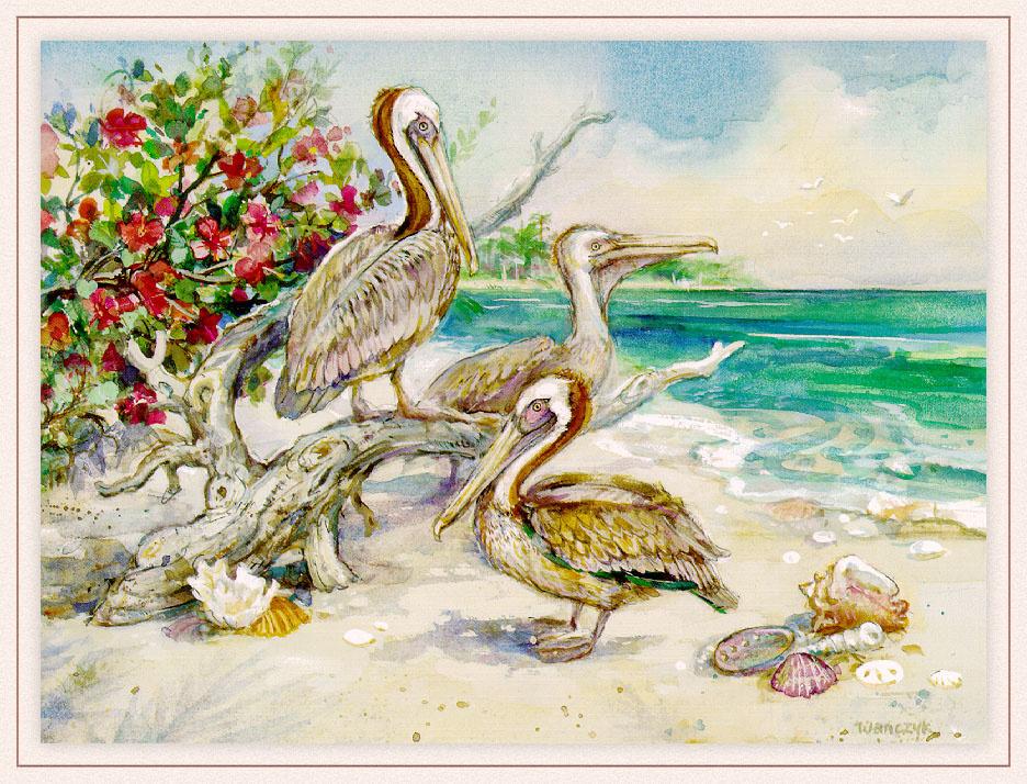 Стэн Ванкзук. Искусство моря 3