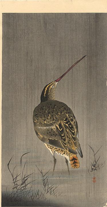 Охара Косон. Птицы 98