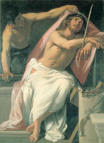 Джованни Бальоне (Баглионе). Христос, увенчанный шипами