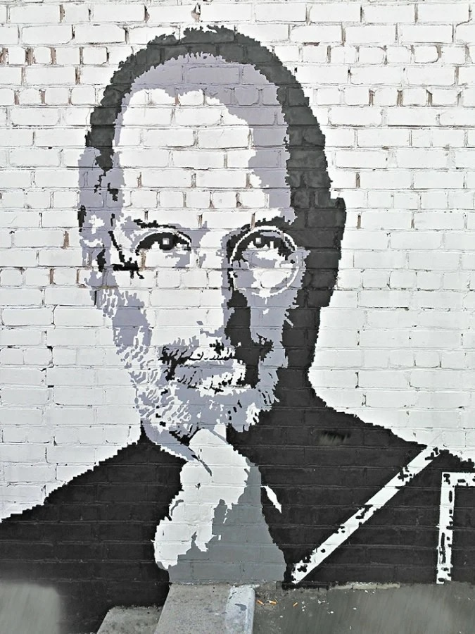 Vitaly Talko. Steve Jobs