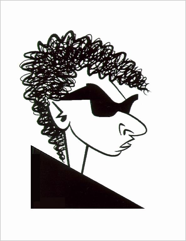 Роберт Риско. Боб Дилан