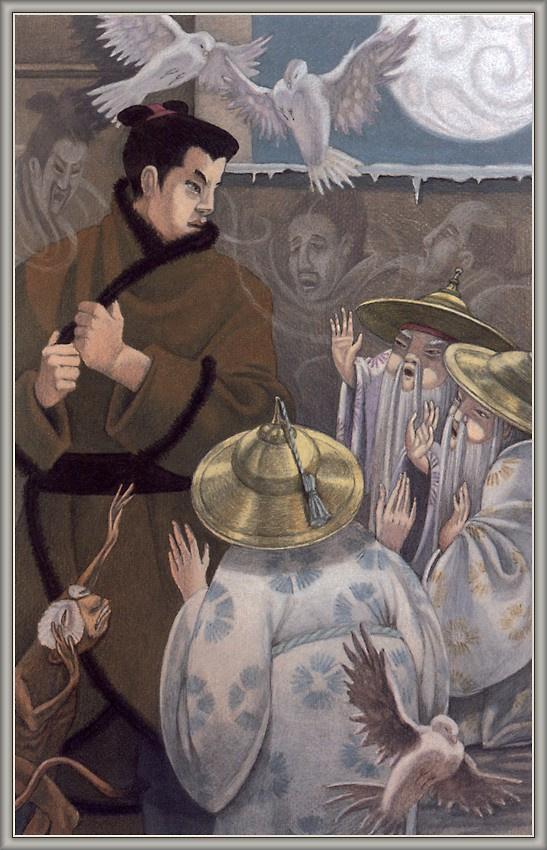 Winslow Pinney Pelce. Turandot 09