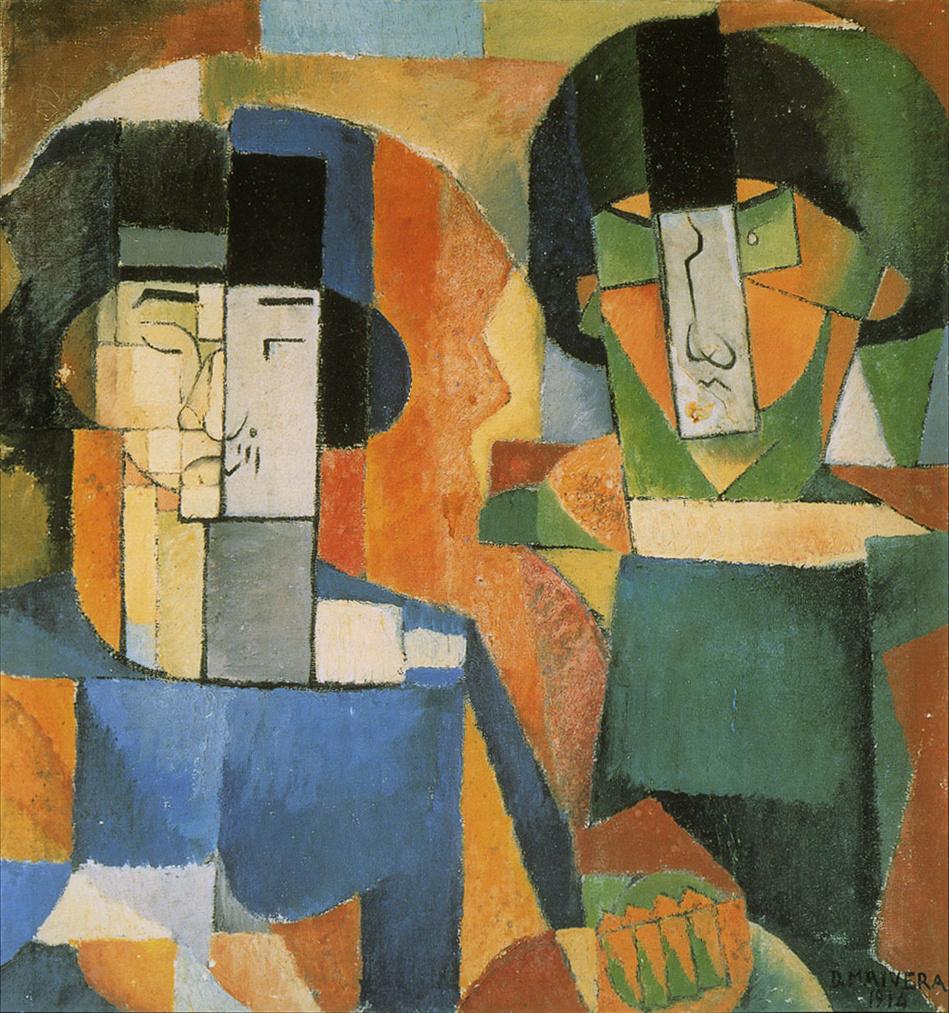 Diego Maria Rivera. Kawashima and Fujita