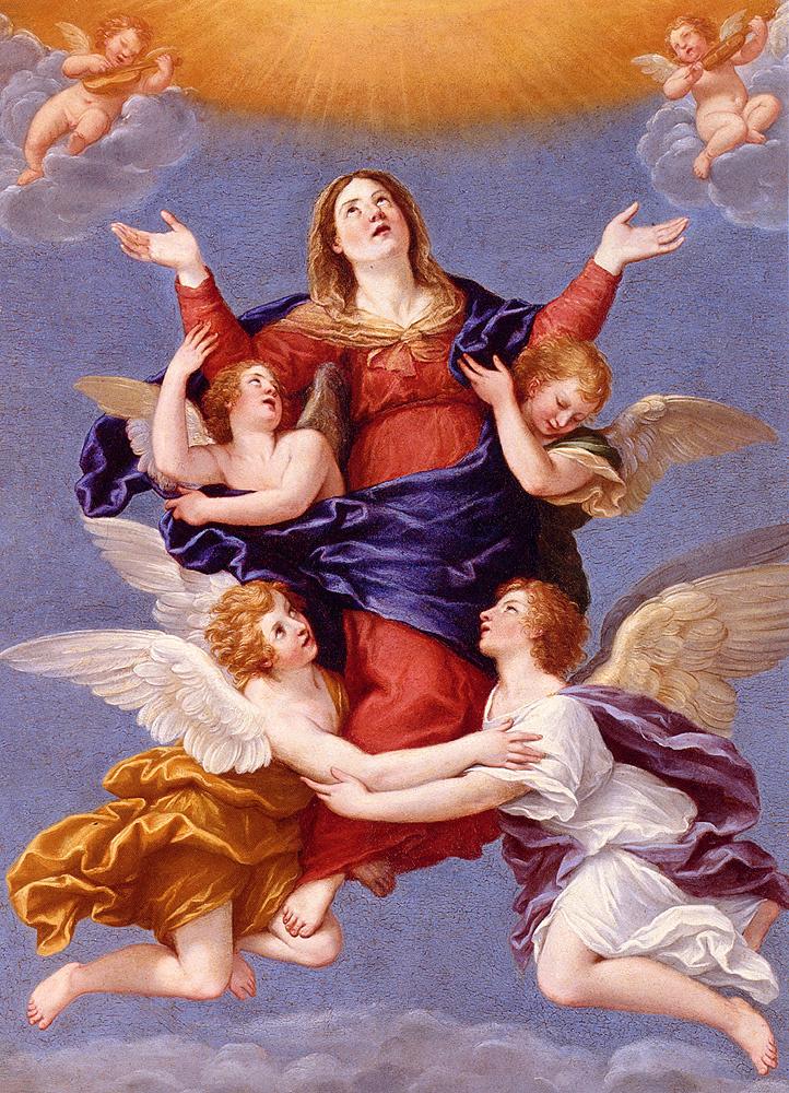 Франческо Альбани. Успения Пресвятой Богородицы