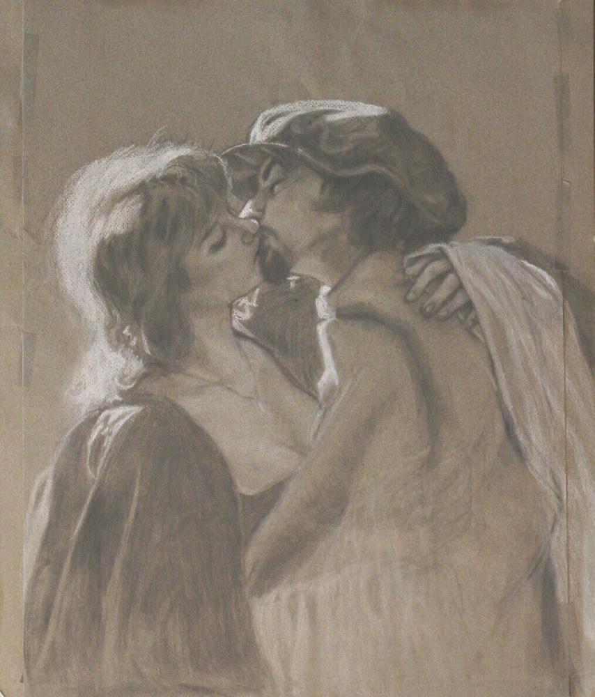 Virgil Elliott. Lovers