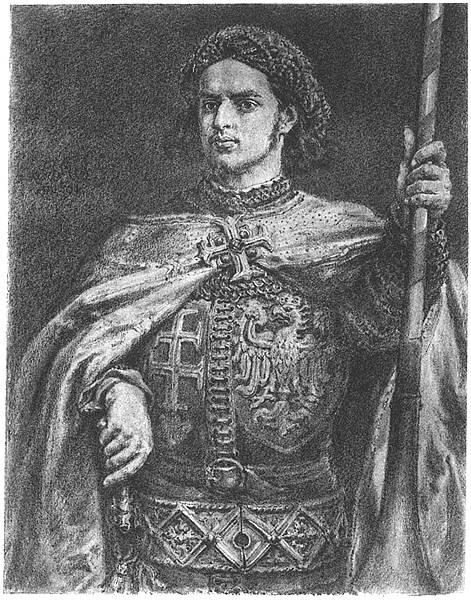 Ян Матейко. Владислав III Варнечик