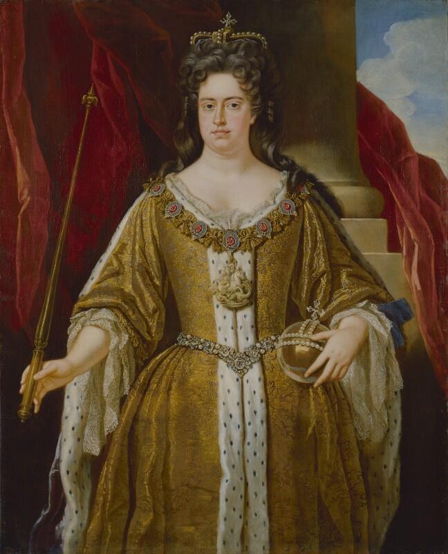 John Klosterman. Queen Anna