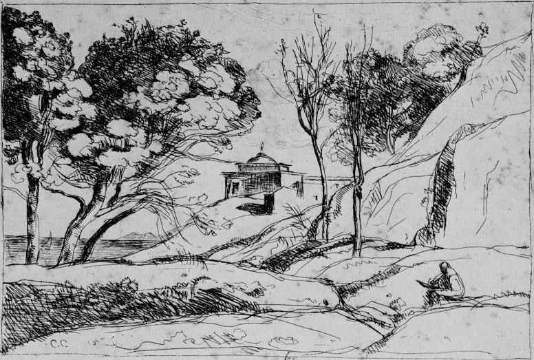 Камиль Коро. Воспоминание о Тоскане