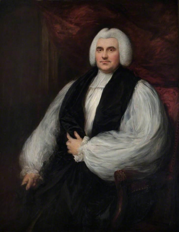 Томас Гейнсборо. Джон Уоррен, епископ Бангорский