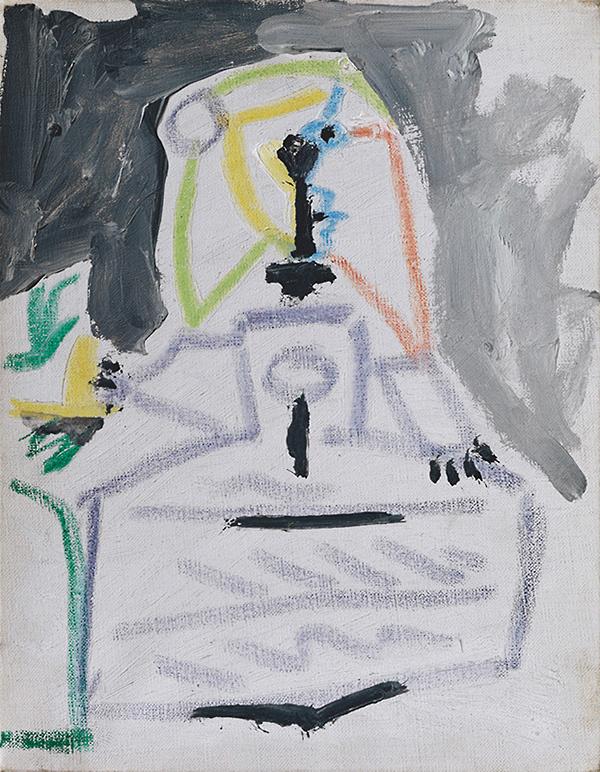 Пабло Пикассо. Менины. Инфанта Маргарита Мария. Интерпретация №11