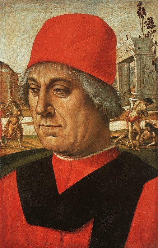 Luke Signorelli. Luke