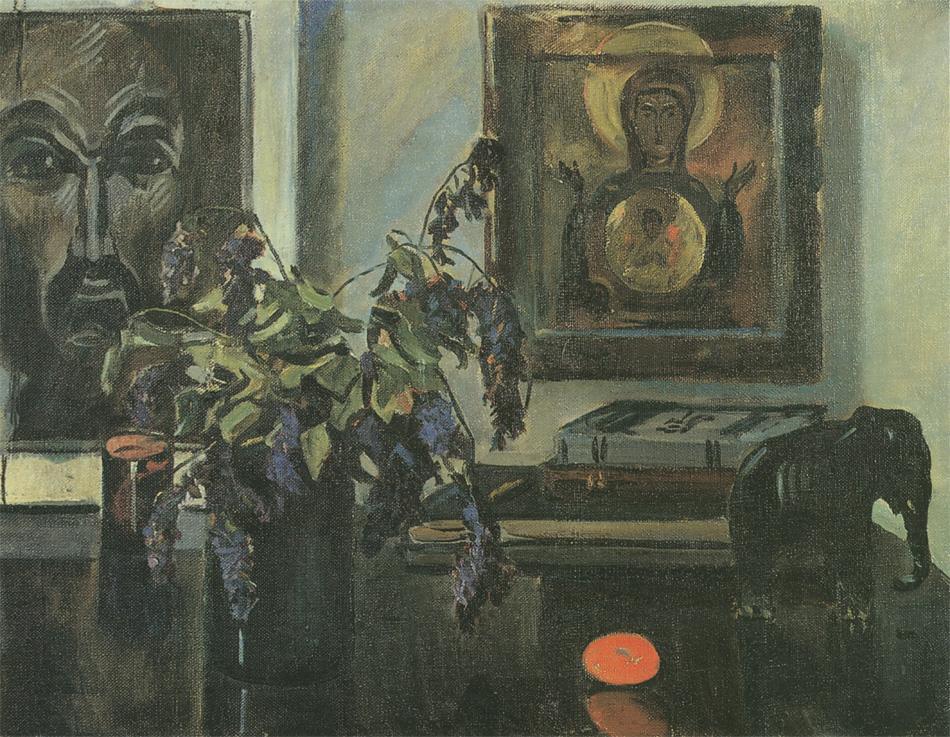 Александр Александрович Дейнека. Натюрморт