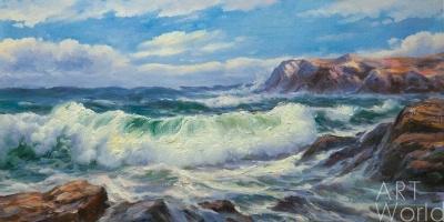 Daria Feliksovna Lagno. Море, море, мир бездонный… N2