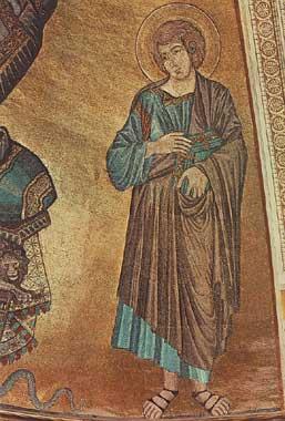 Ченни ди Пепо Чимабуэ. Христос на троне