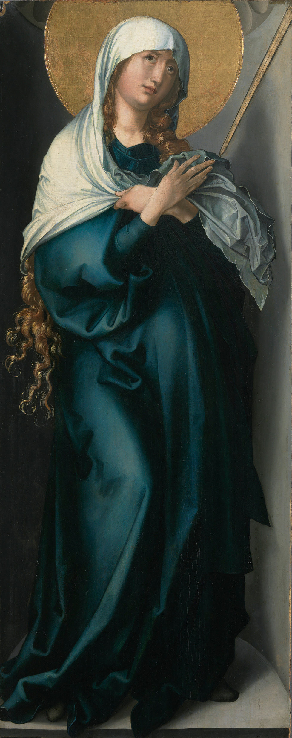 Albrecht Dürer. Virgin Mary, Mother Of Sorrows