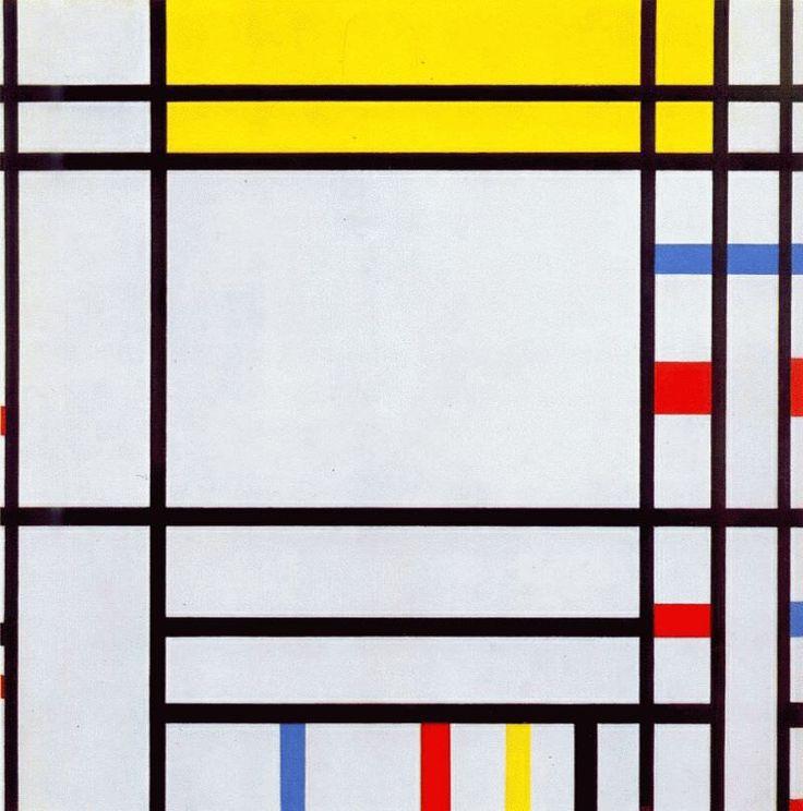 Piet Mondrian. Concorde