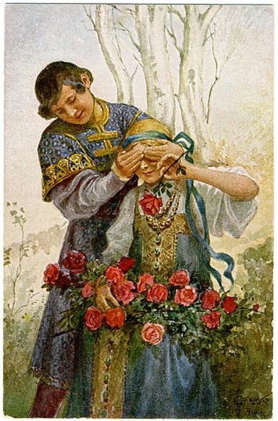 Сергей Сергеевич Соломко. Загадка