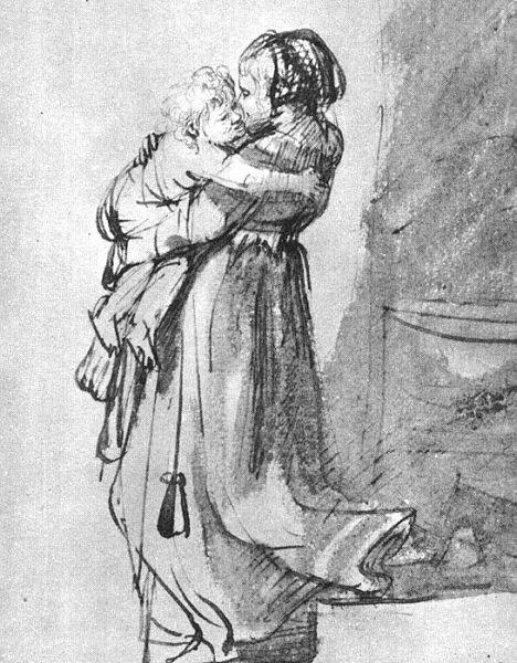 Рембрандт Харменс ван Рейн. Саския