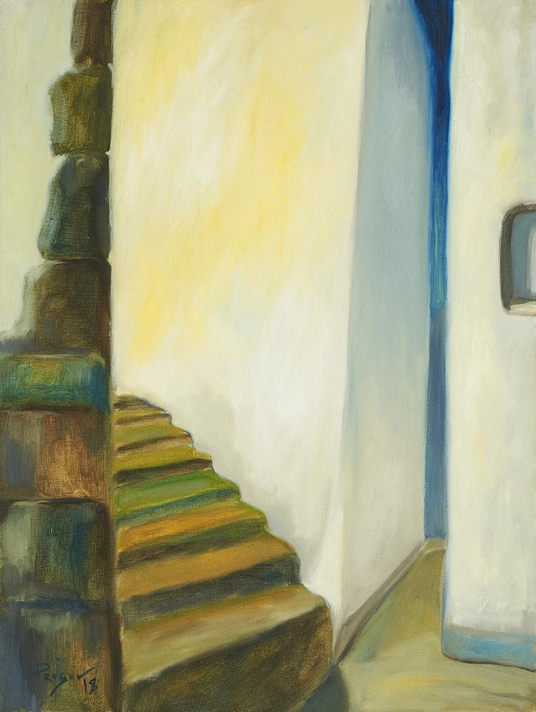 Konstantin Prusov. Quiet steps