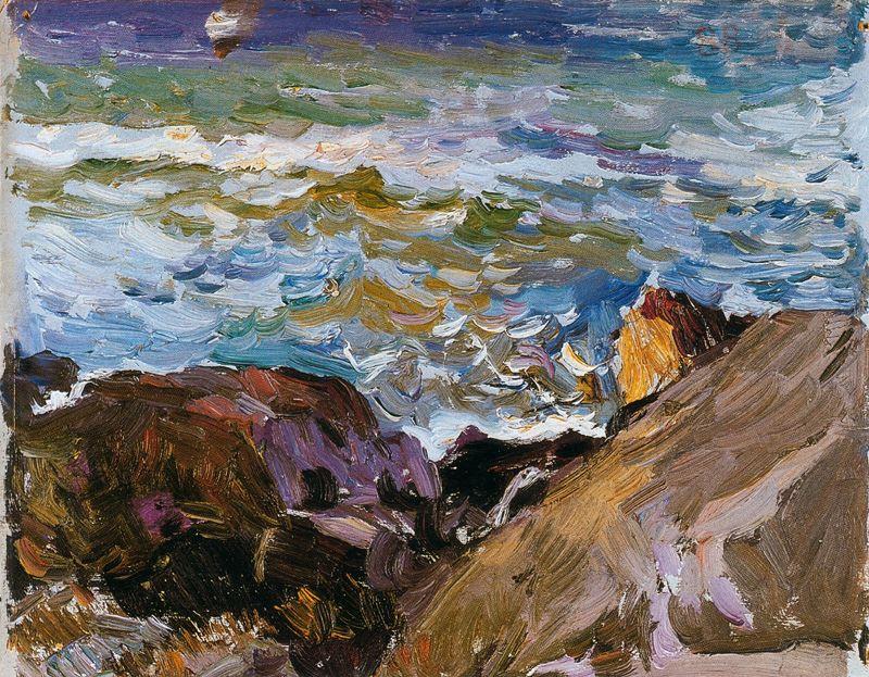 Хоакин Соролья (Соройя). Море в Ибице