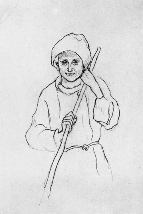 Александр Александрович Дейнека. Мальчик