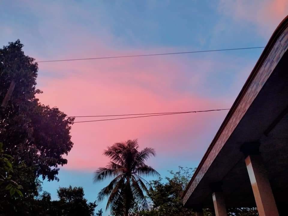 Nguyen Minh Duc. Sky at sunset