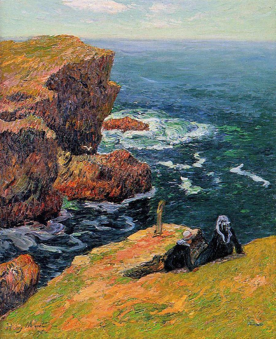 Henry Moret. Coast