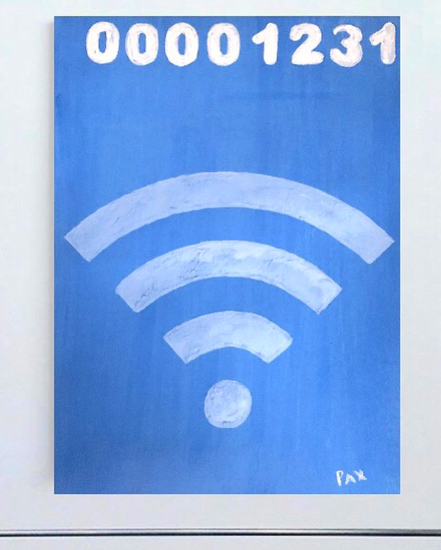 German Pax. Free wifi
