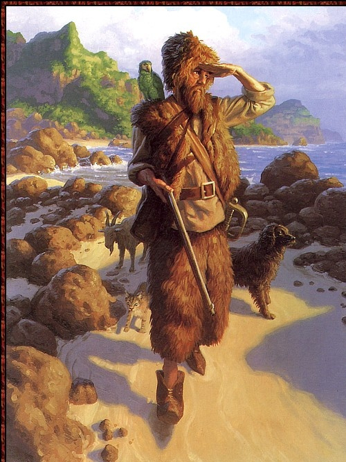 Грег Хильдебрандт. Путешественник