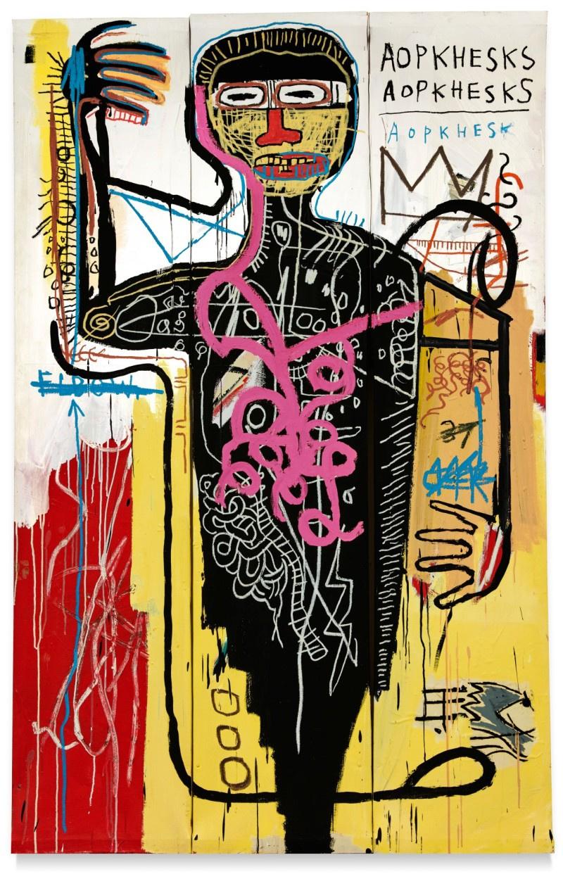 Jean-Michel Basquiat. Versus Medici