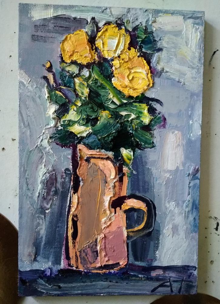 Unknown artist. Bouquet number 1