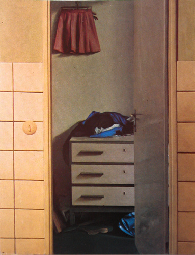 Ола Биллгрен. Шкафы
