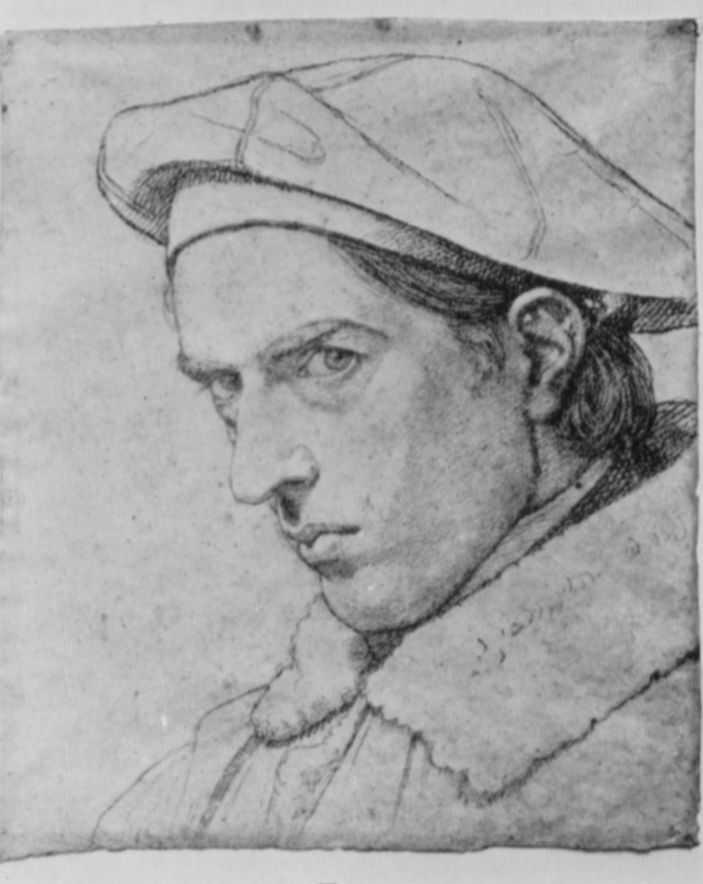 Иоганн Фридрих Овербек. Автопортрет