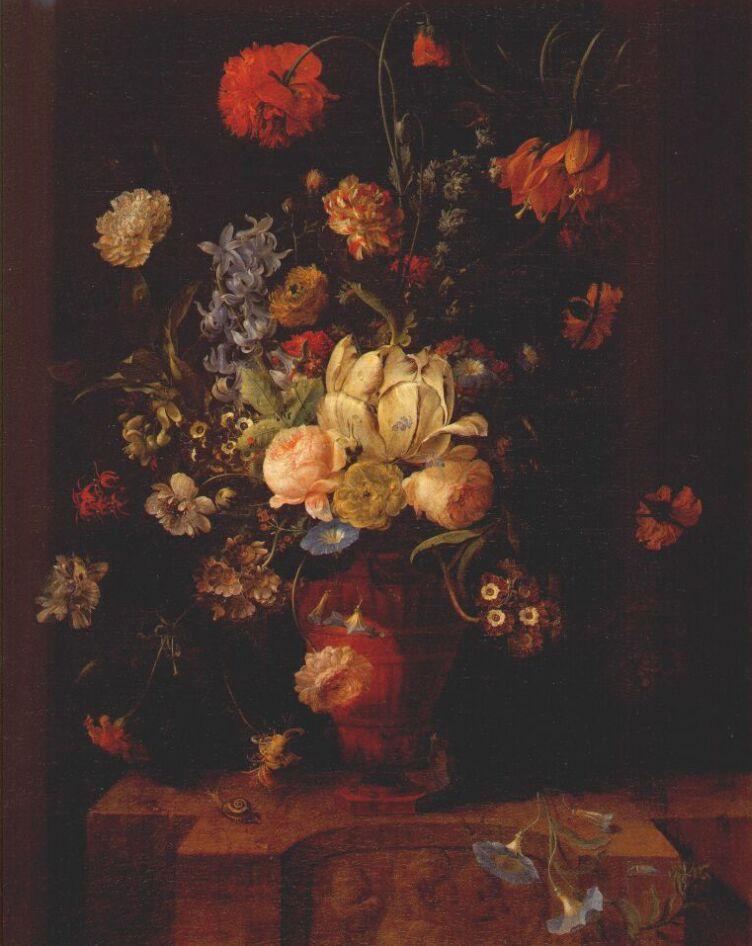 Конрат Репел. Часть цветка