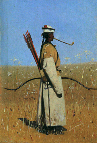 Vasily Vasilyevich Vereshchagin. Chinese soldiers