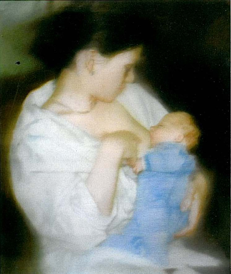 Gerhard Richter. Sabine Moritz