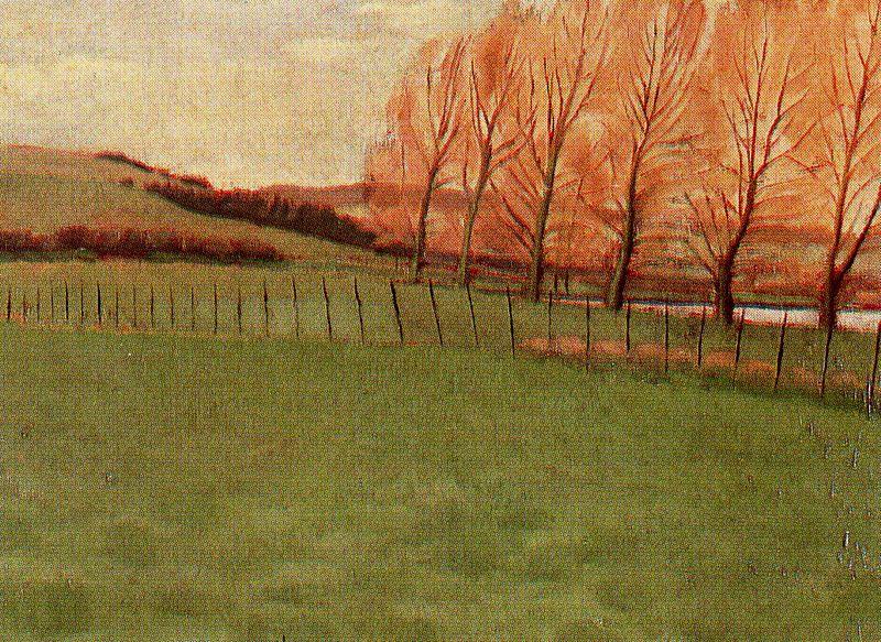 Stanley Spencer. Autumn