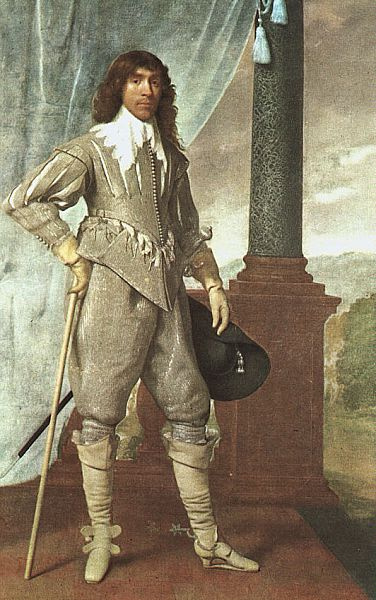 Ian Matins. The Duke Of Hamilton