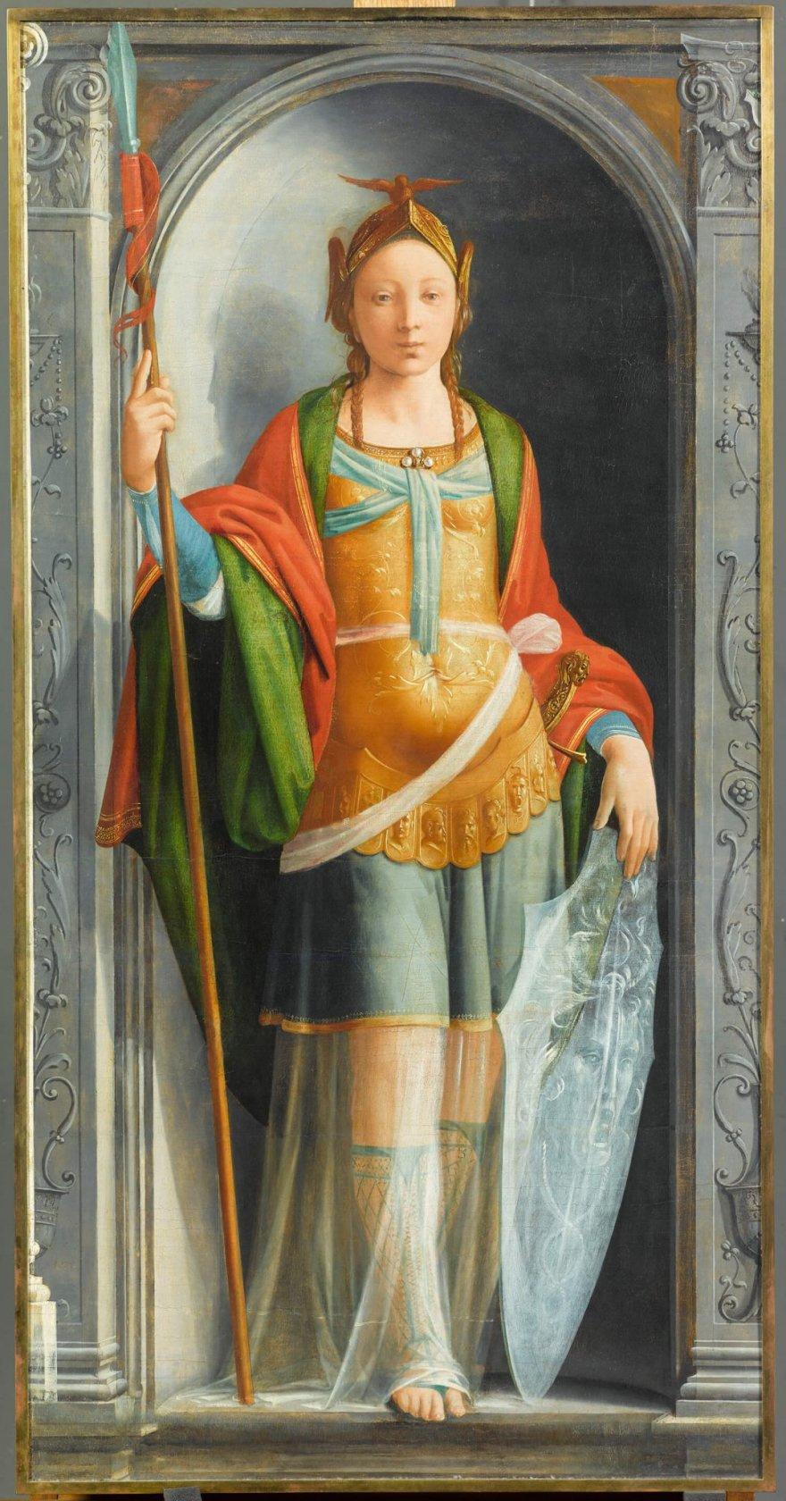 Fra Bartolomeo. Minerva