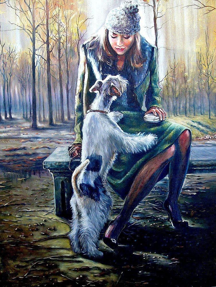 Lesya Belza. I have