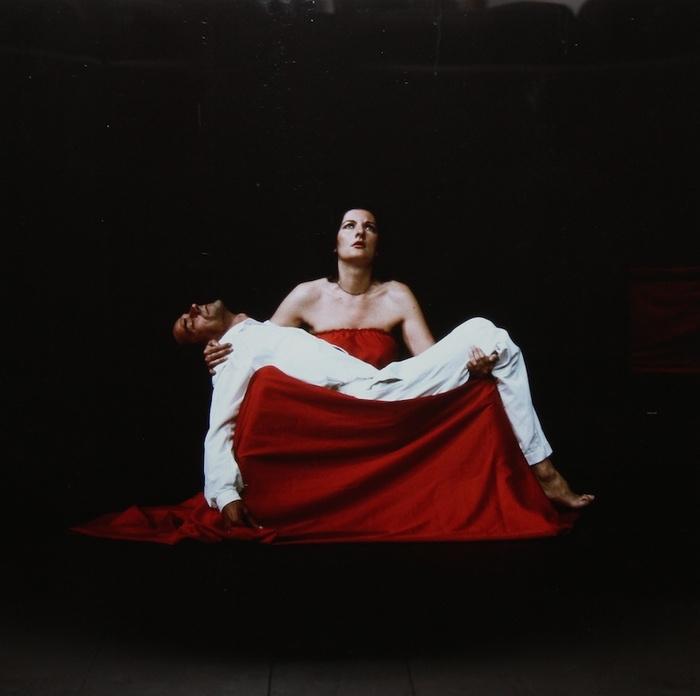 Marina Abramovich. Pieta