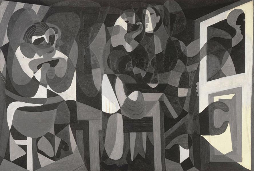 Пабло Пикассо. Ателье модистки