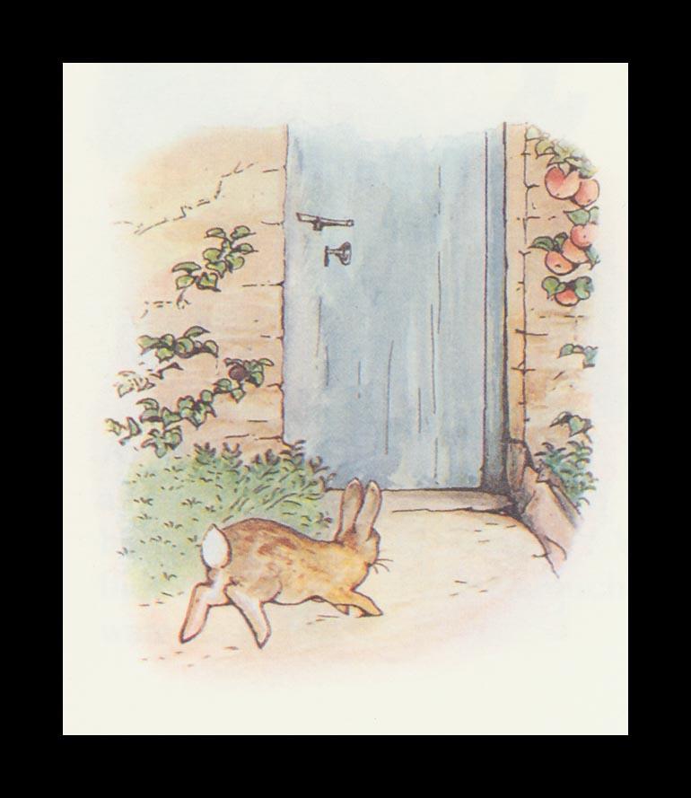 Бенджамин и Кролик Питер Банни. Сказка о кролике Питере 27
