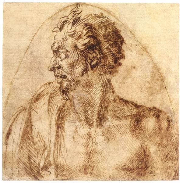 Микеланджело Буонарроти. Сатир