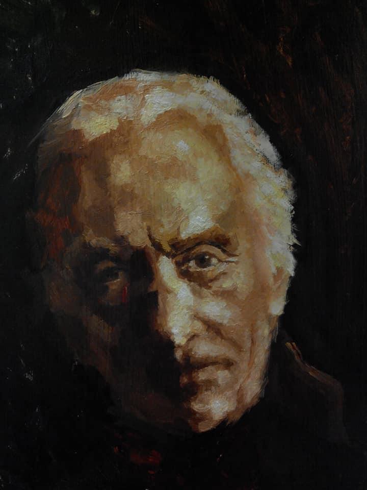 Rene Rene Maksimenko. Portrait