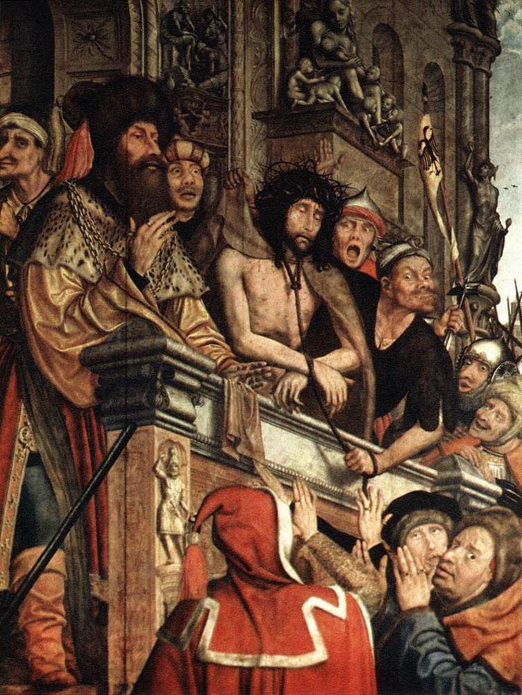 Квентин Массейс. Иисус