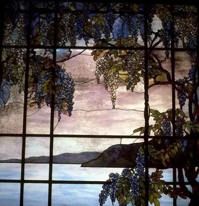 Луис Комфорт Тиффани. Вид из окна
