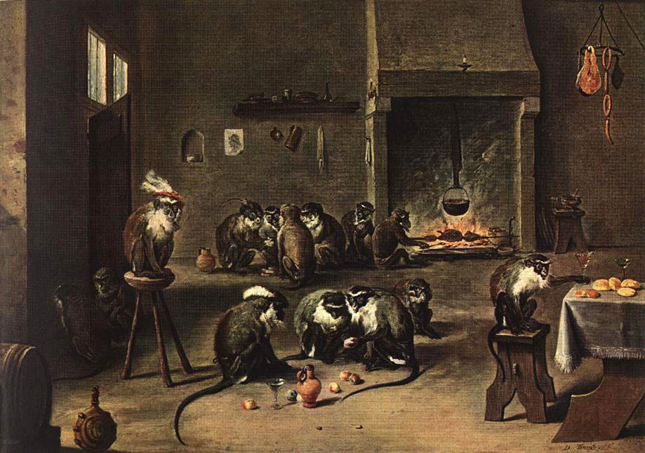 In the kitchen by David Teniers the Younger: History, Analysis & Facts
