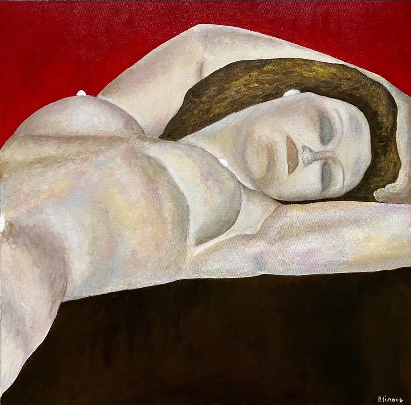 Irina Blinova. Recreation
