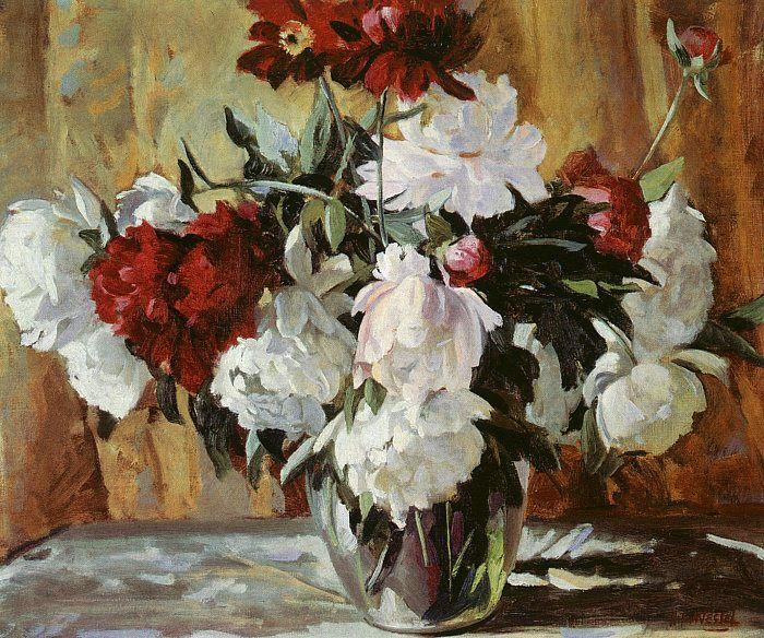 Герман Вессель. Цветы